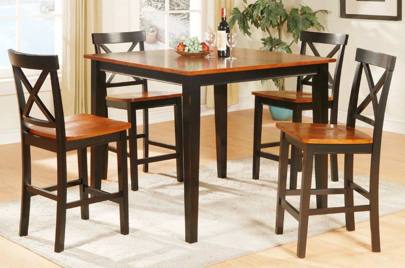brown wood dining table and chair set gadgets gizmos pinterest rh pinterest com