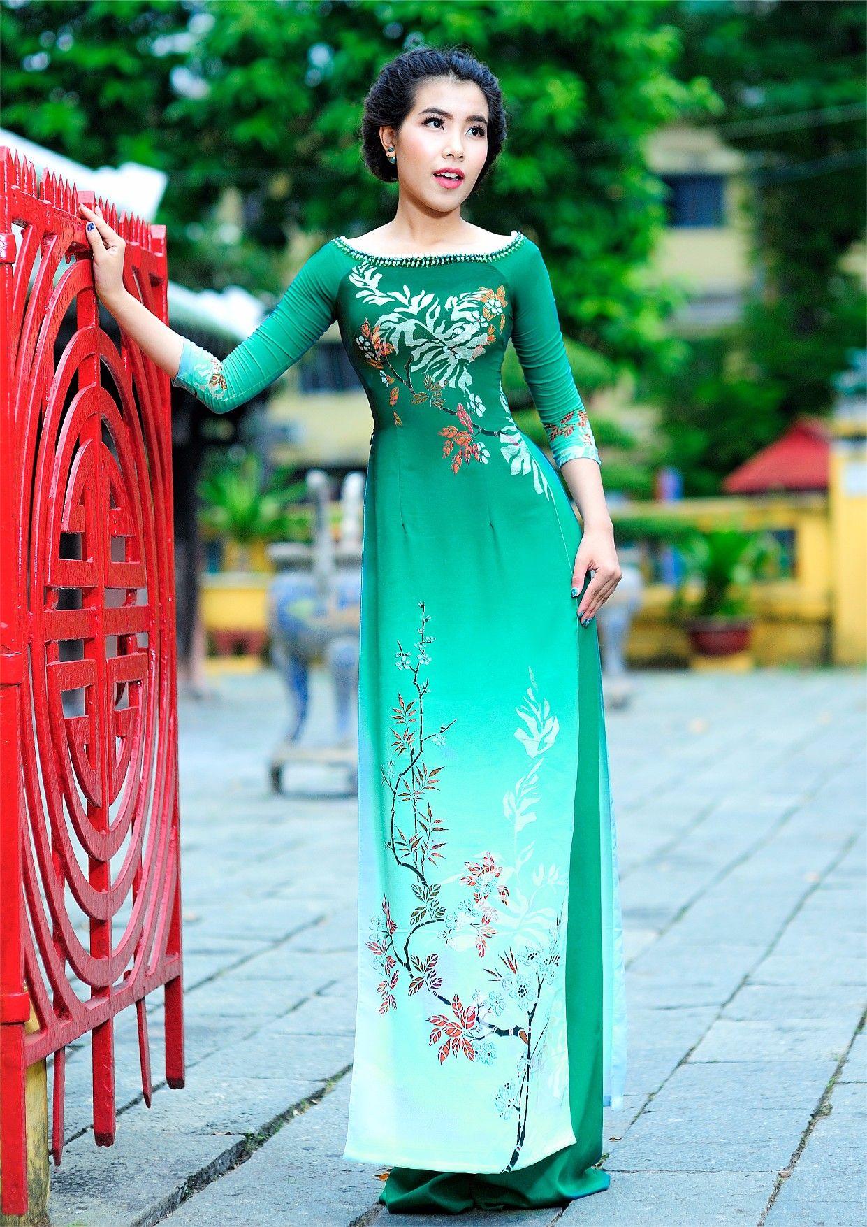 Pin by AMBER TRAN on Vietnamese Ao Dai-Vietnamese