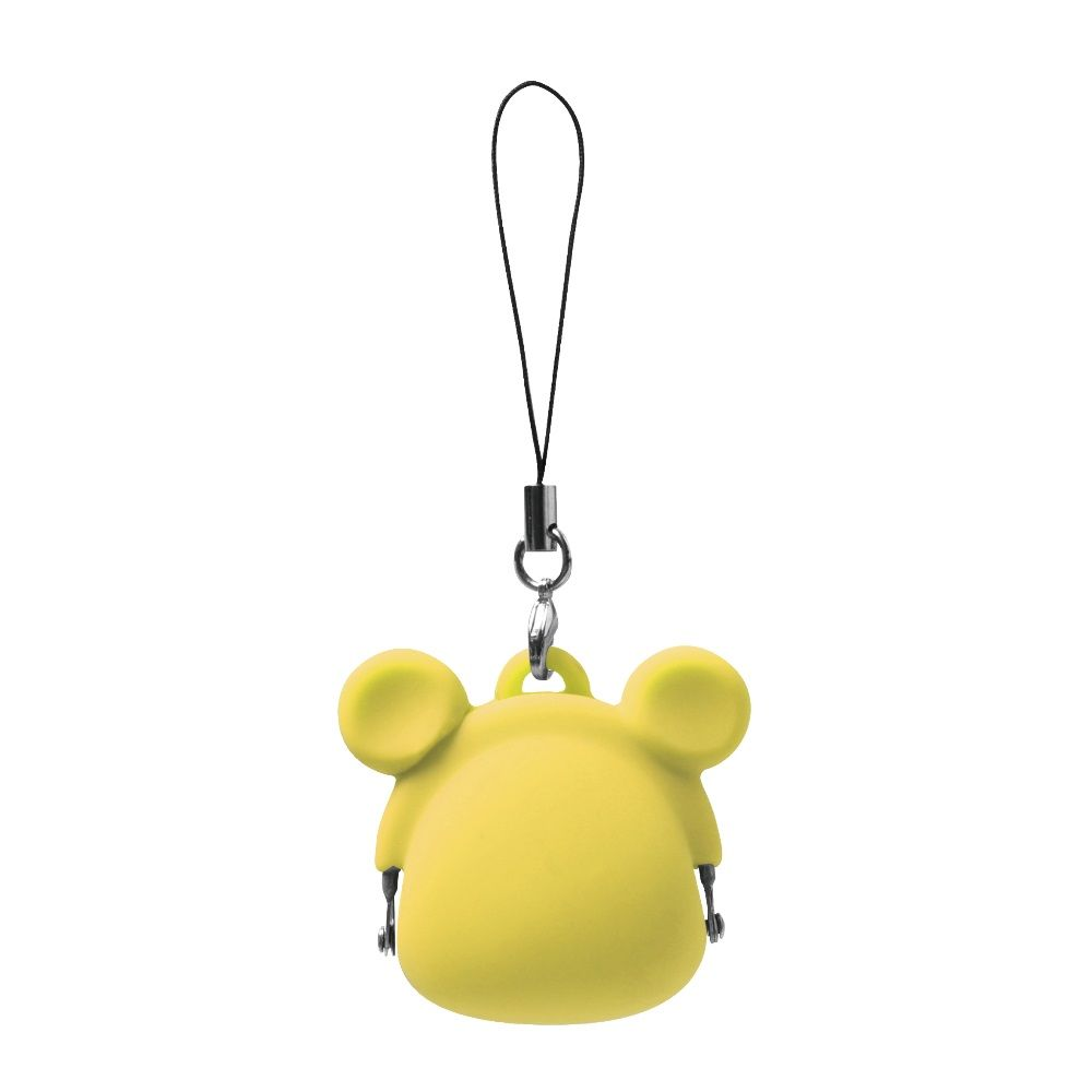 mini pochi bear jaune