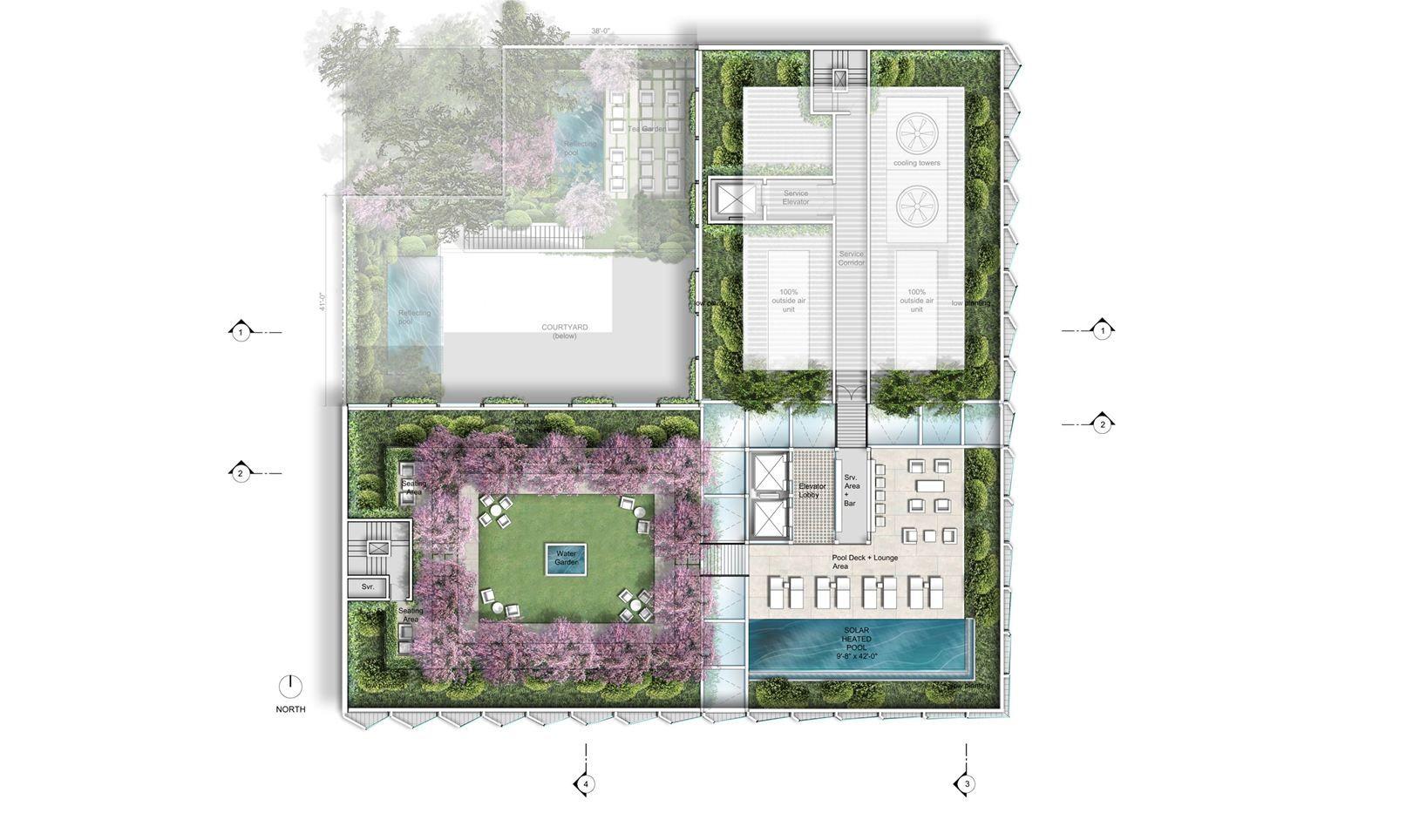 1 Hotel Dc Roof Garden Roof Garden Hotel Dc Hotel Roof Garden