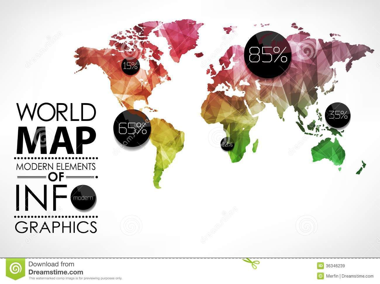 World map infographic template all countries selectable 36346239g world map infographic template all countries selectable 36346239 gumiabroncs Gallery