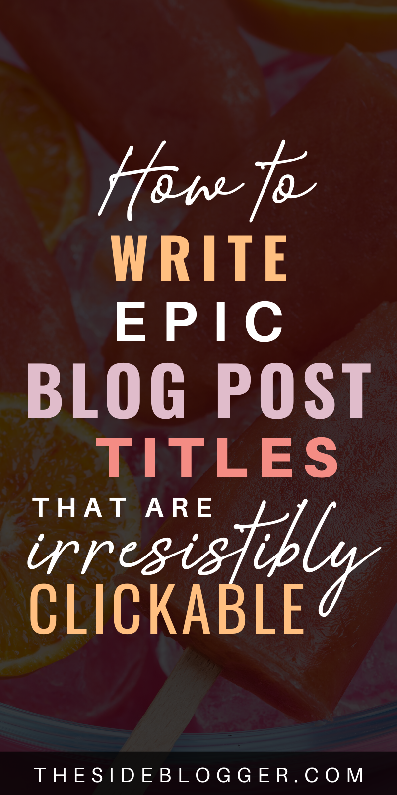How to Write Epic Blog Post Titles That Everyone Wants to Read and Share