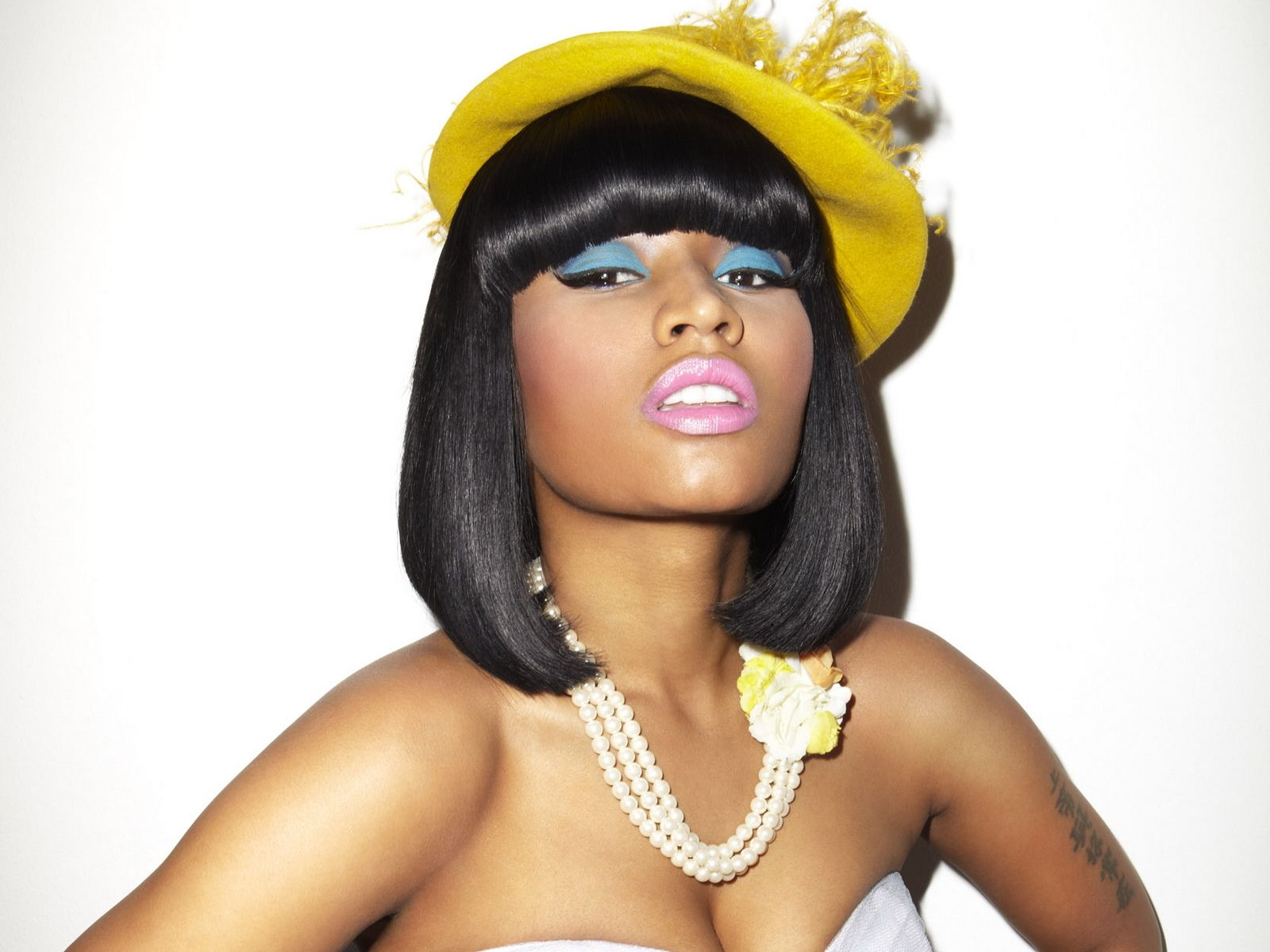 Nicki Minaj Celebrity Wigs Nicki Minaj Wallpaper Nicki Minaj