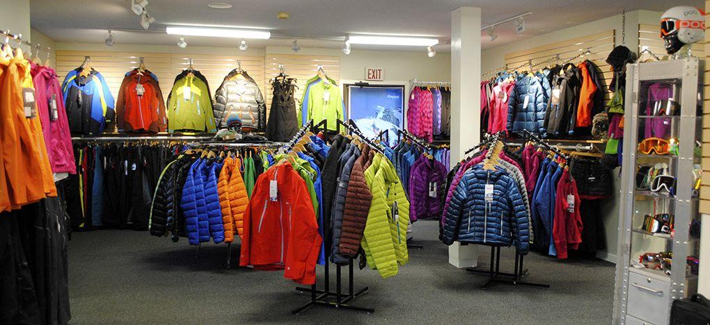 Forerunner ski shop ski shop shopping skiing