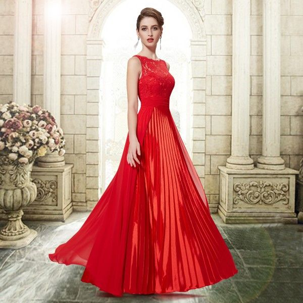 red holiday dress cocktail