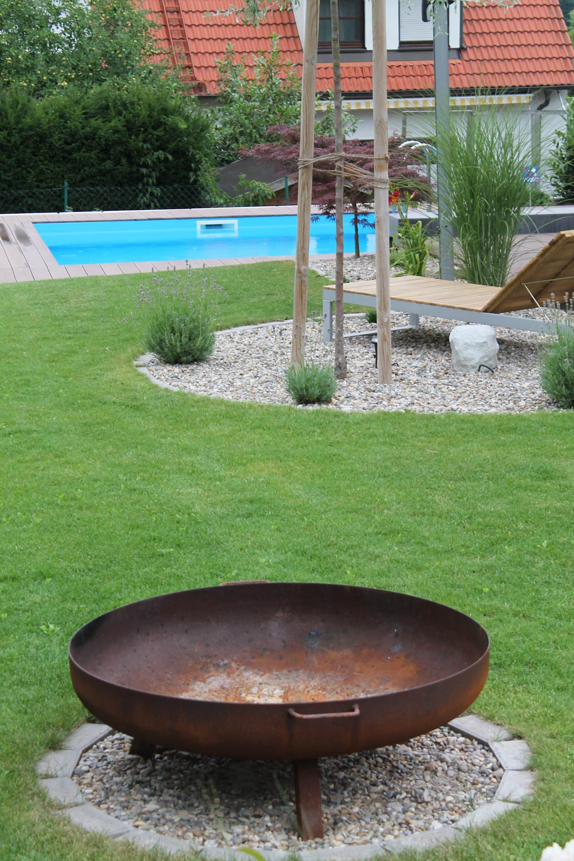 Moderner Familiengarten Moderner Garten Von Lemoni