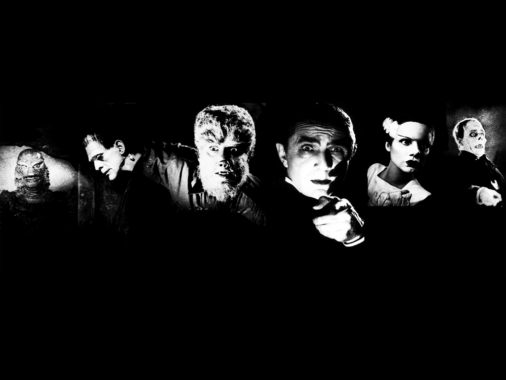Universal Monsters Wallpaper Classic Movie Monsters From Universal
