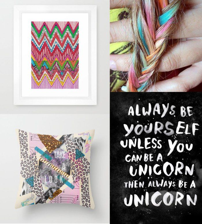 Peruvian Pattern Always Be Yourself Unless You Can Be Unicorn