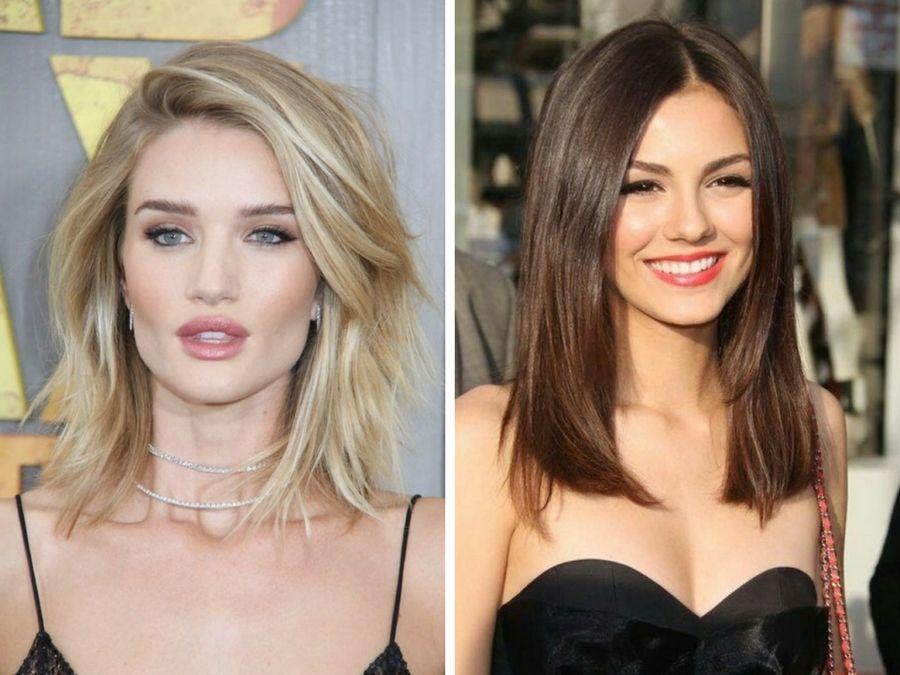Risultati immagini per capelli lunghi scalati 2017 (con ...