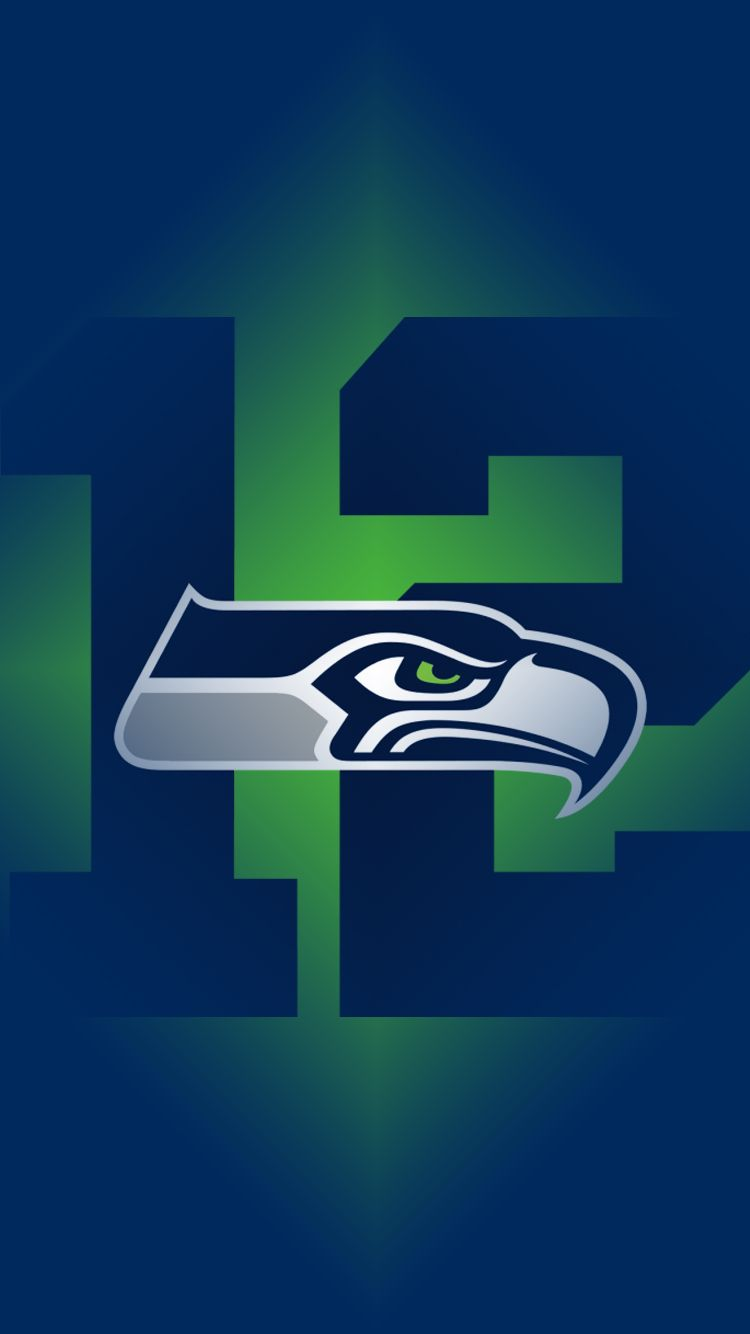 Seattle Seahawks 12th Man Iphone 6 Wallpaper Seattleseahawks Seattle Seahawks Football Seattle Seahawks Logo Seattle Seahawks