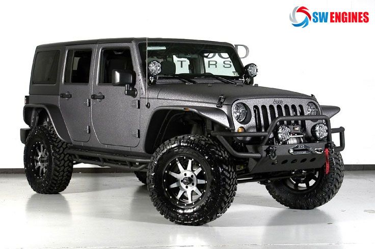 SWEngines 2012 Jeep Wrangler Unlimited Sport. Jeep