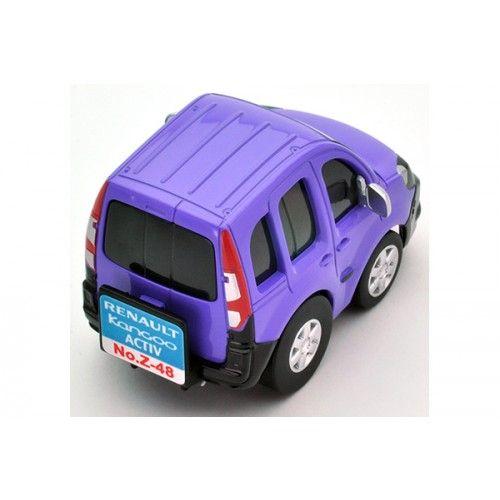 Choro Q Zero Z 48a Renault Kangoo Actif Purple Renault Kangoo Renault Toy Car