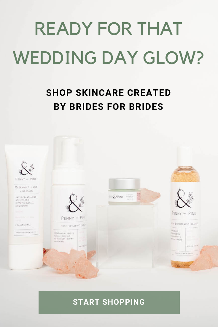Finally Skin Care Designed For Brides Perfect Holiday Gift For The Bride To Be Bride Skincare Gi Skin Care Skin Care Moisturizer Skin Care Toner Products