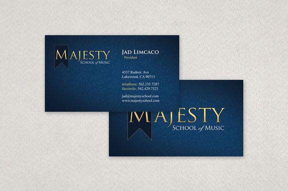 Music School Business Card Template Inkd Business Cards Creative Templates Business Card Template Design Business Card Template