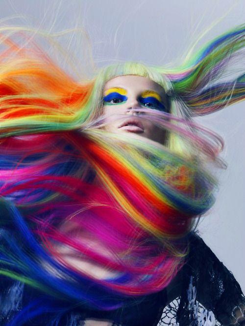 Magdalena Frackowiak by Dusan Reljin for Vogue Japan, October 2008.
