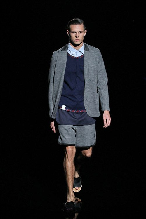 Standard Deviation - Fashion. Design. Culture. Art. Myko.: Whiz Limited Spring / Summer 2013 Menswear Runway