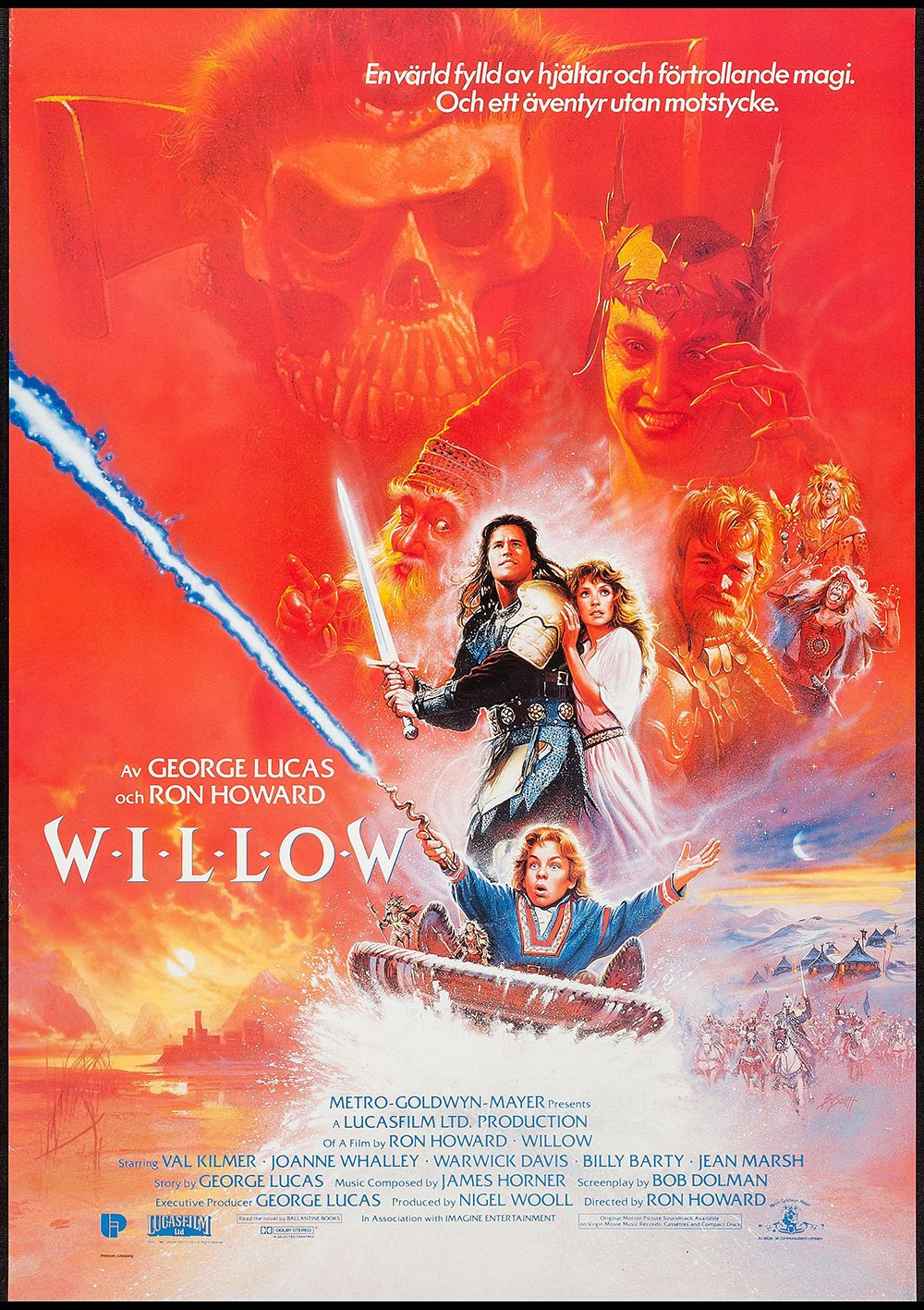 Willow (1988) Streaming movies, Streaming movies free