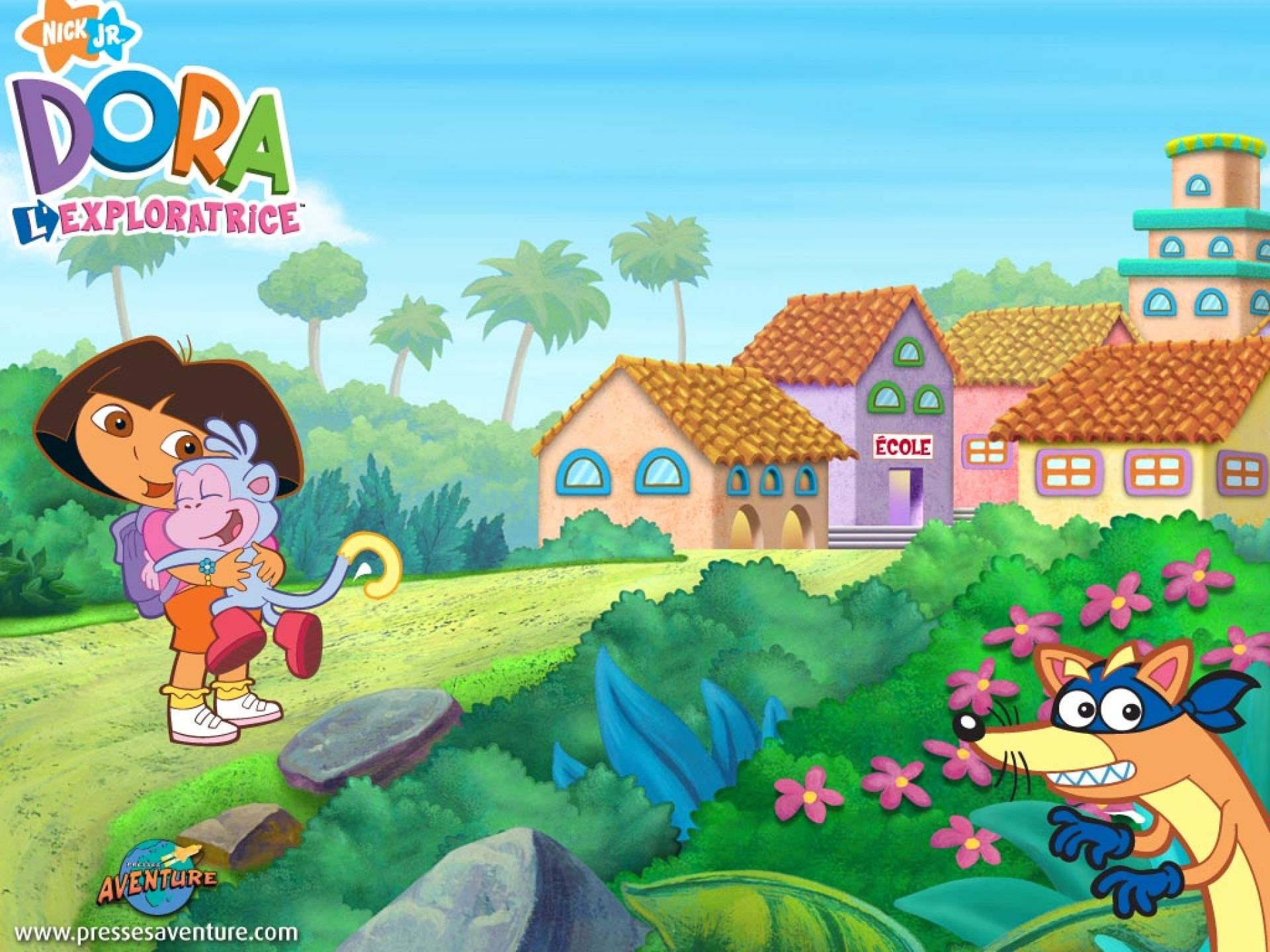 Dora wallpaper hd art wallpapers pinterest dora wallpaper hd voltagebd Image collections