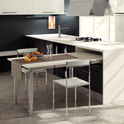 Tables Escamotables Cuisine Equipements Ameublement Small Kitchen Tables Small Dinning Room Table Small Kitchen Storage