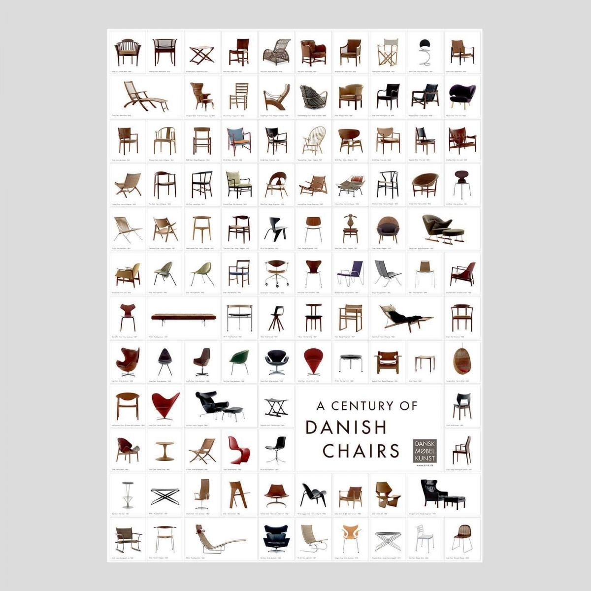 A Century Of Danish Chairs Webshop Dansk Mobelkunst Danish Chair Danish Design Chair Kitchen Furniture Inspiration