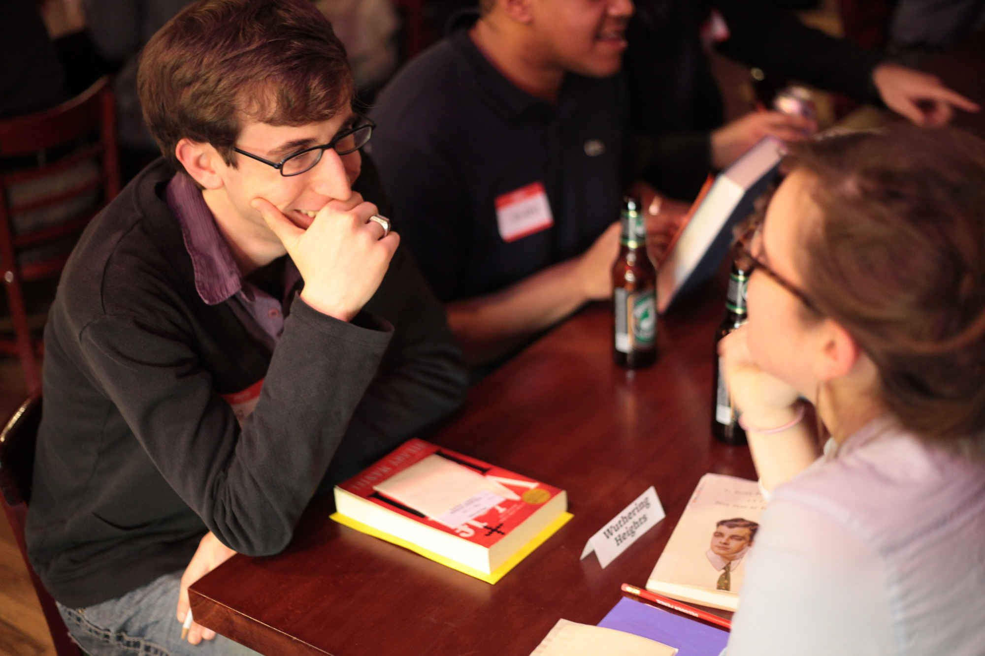 Speed dating at bars in nyc