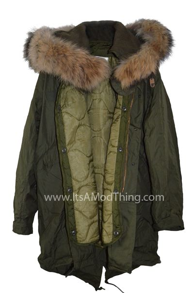 new_m65_parka_real_fur_hood_front_400x649.jpg (400×604) | Hooded ...