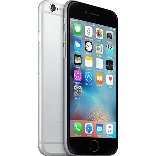 (Americanas.com) iPhone 6 16GB Cinza Espacial Tela 4.7 ´ iOS 8 4G Câmera 8MP - Apple - de R$ 3799 por R$ 3199 (16% de desconto)