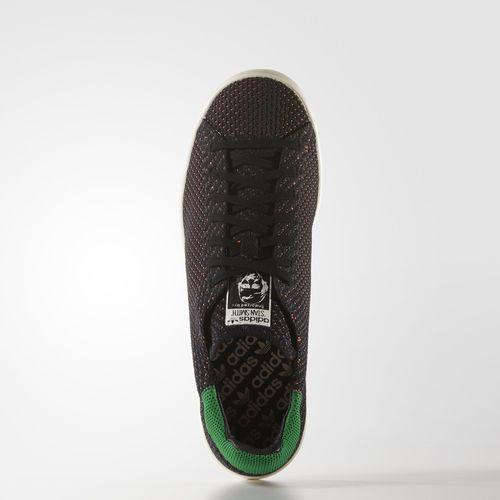 adidas Obuv Stan Smith Primeknit - čierna   adidas Slovakia