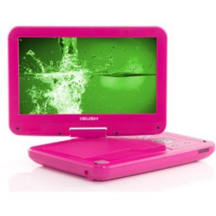 2bbd83aad386 Buy Bush 10 Inch Portable DVD Player - Pink at Argos.co.uk - Your Online  Shop for Portable DVD players.