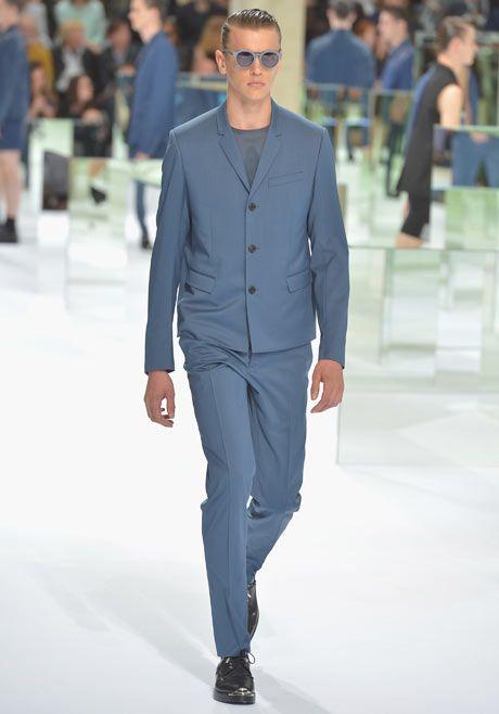 Paletó, 3 botões Dior Homme