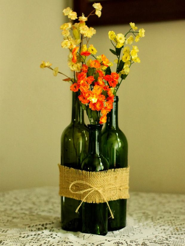 ways to reuse glass bottles 26 ideas for old wine