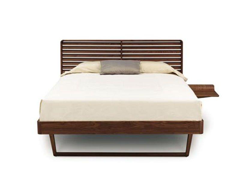 Contour Basic Bed Bedrooms More Seattle Furniture Copeland Furniture Walnut Bed