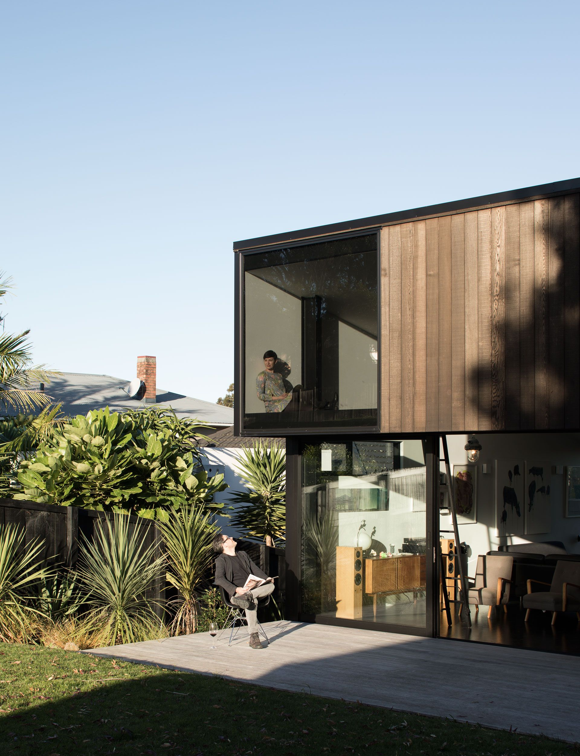a shipping container home with architectural design nz | self