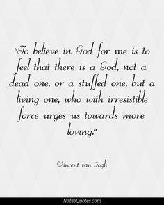 Vincent Van Gogh Quotes Magnificent Vincent Van Gogh Quotes On God  Google Search  Inspiring Quotes