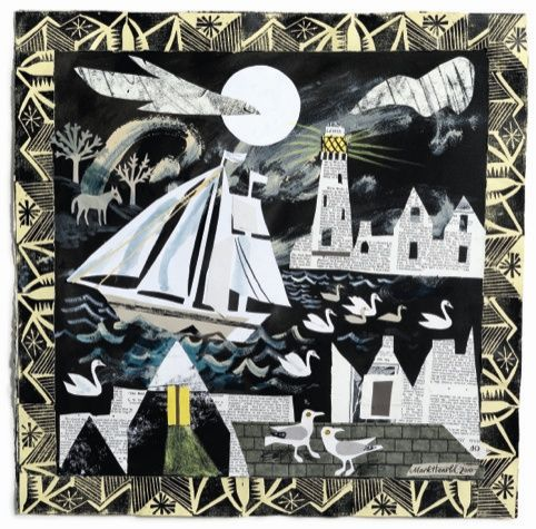 Mark Hearld, Lewis Lighthouse
