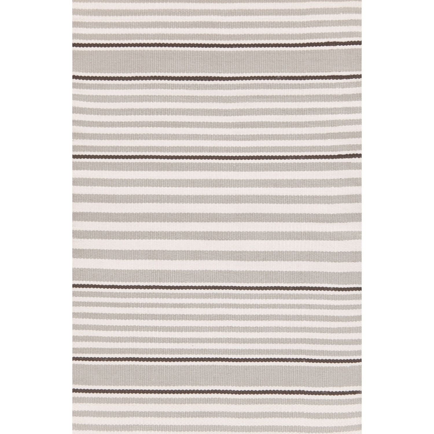 dash and albert rugs indoor outdoor beckham platinum brown white
