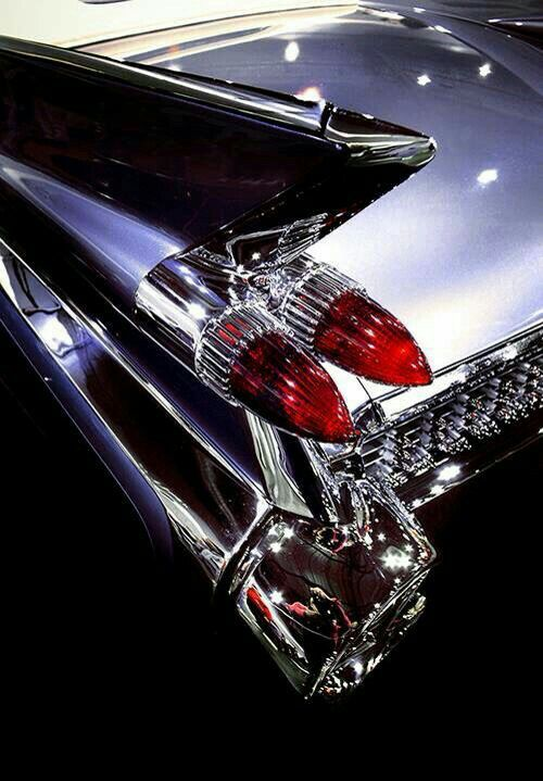 59 Caddy Tail Fin ~