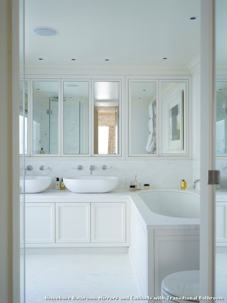 Homebase Bathroom Mirrors And Cabinets