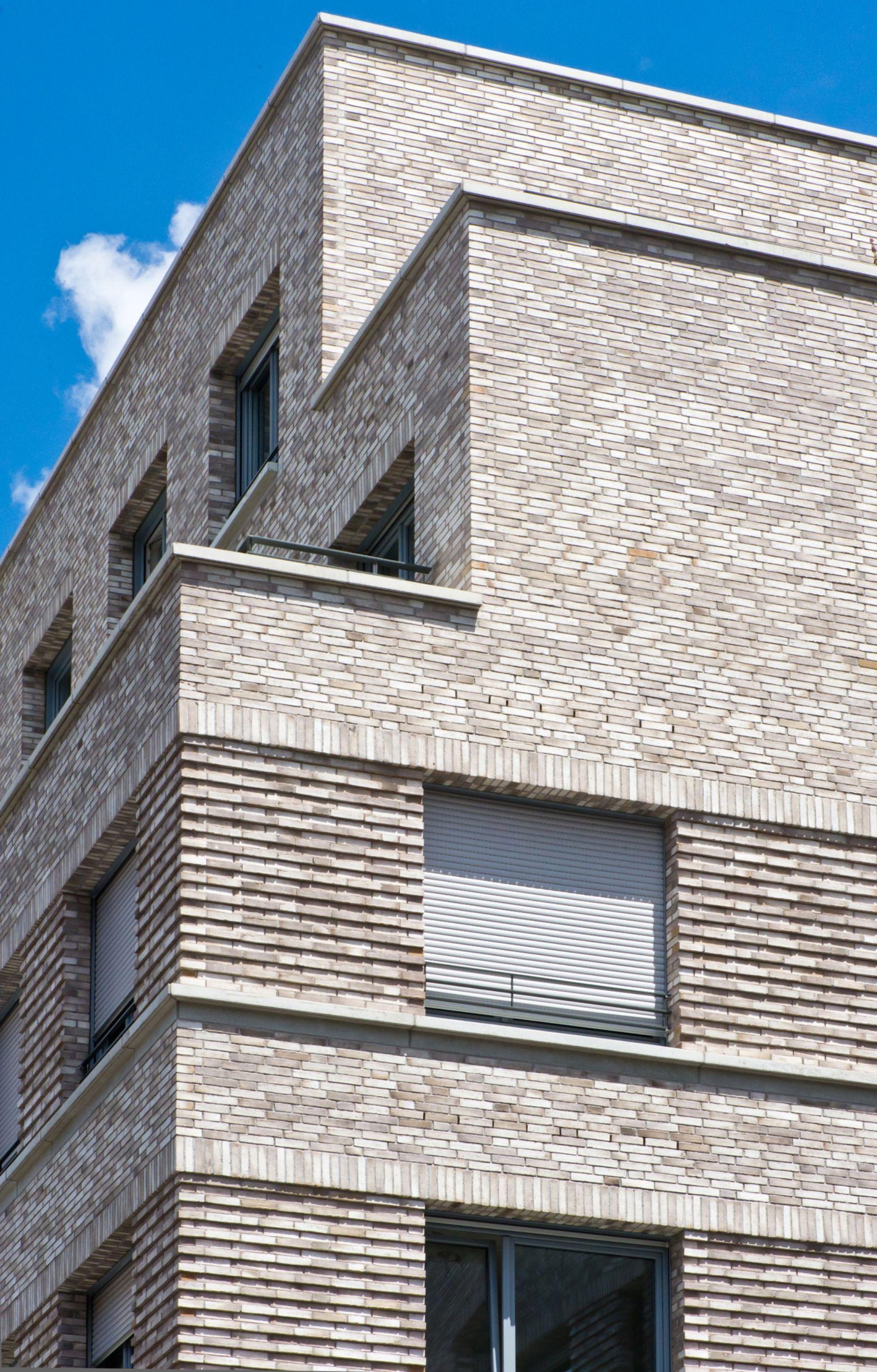 Architekten In Mannheim residential and commercial building r7 stefan forster