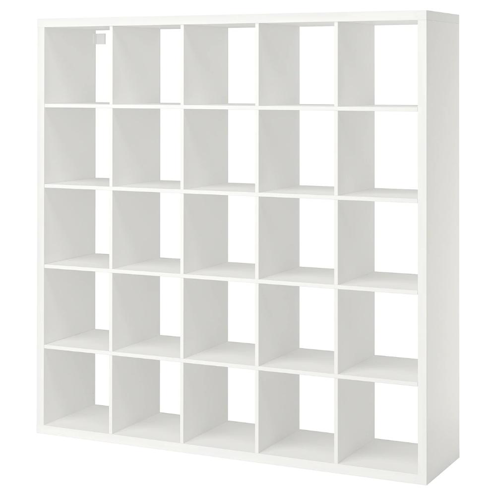 Kallax Shelf Unit White 71 5 8x71 5 8 Ikea In 2020 Kallax Regal Weiss Kallax Regal Regal Weiss