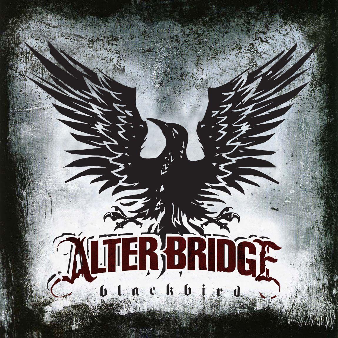 Alter Bridge Blackbird Album Art Alter Bridge Blackbird Alter