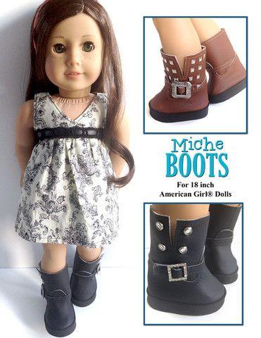 Miche Boots 18\