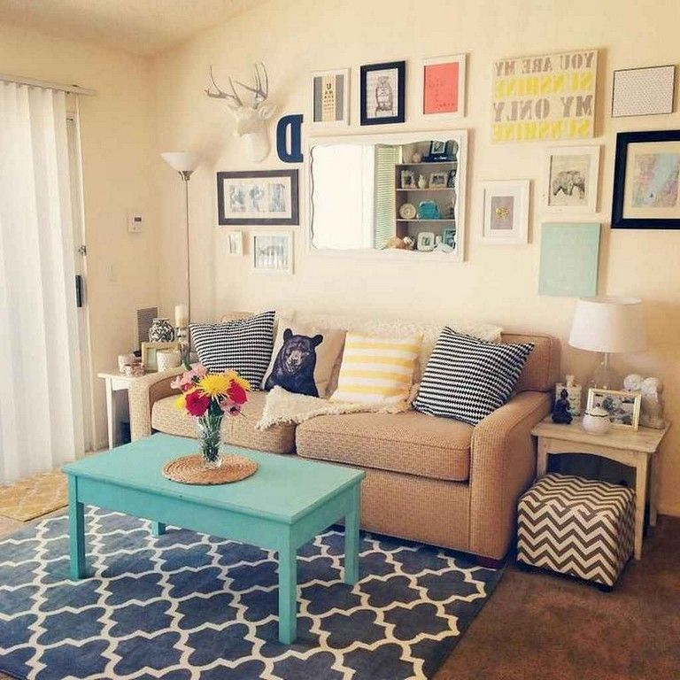 54 Stuning Apartment Decorating Ideas For Couples Apartment Apartm Apartment Decorating For Couples Apartment Decorating On A Budget Apartment Bedroom Decor Living room ideas young couples