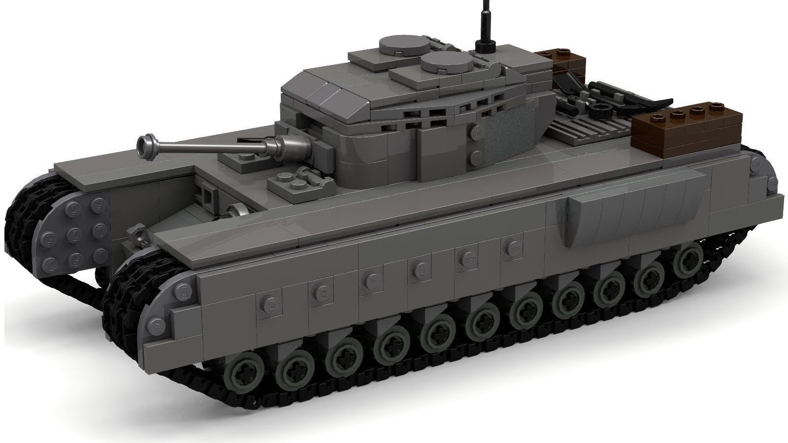 Lego Ww2 Tanks Instructions Working Power Functions Google Search