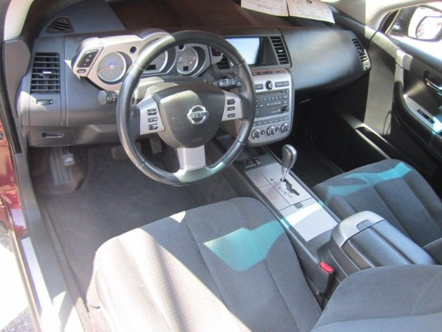 2007 Nissan Murano S AWD SUV. 2.5L V6, Cloth Interior, CA Vehicle