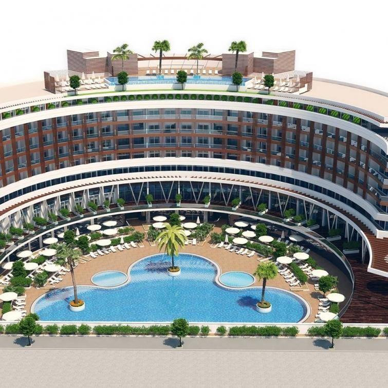Elvin Deluxe Hotel Antalya Alanya Tatilarenasi Com Oteller Tatiller Hersey