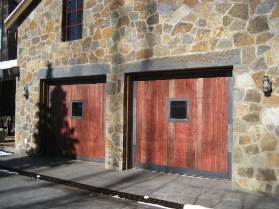 Cool Garage Doors Small House Renovation Garage Doors Landscape Materials