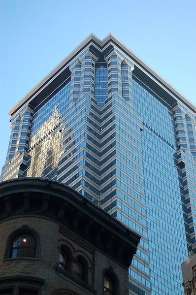 U S Headquarters Of Deutsche Bank On Wall Street 60 Wall Street Wall Street Financial District Wall Street News