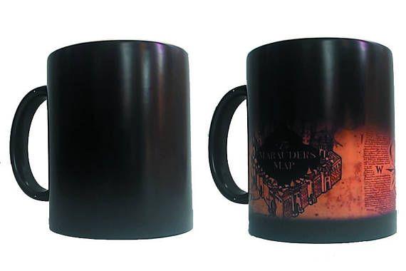Harry Potter des Rumtreibers Tasse. Eine Tasse voller
