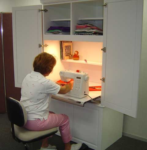 Lovely Design Your Own Hobby Hideaway Craft Storage Cabinet To Meet Your Own  Specific Needs.